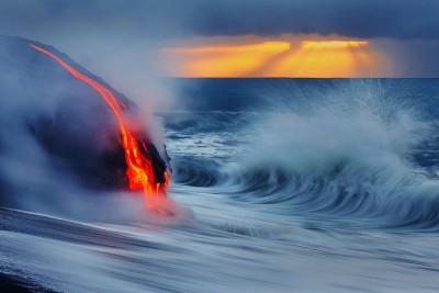 Вода или Огонь? Кто победит, декабрь 2014