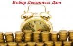 Большой курс по Выбору Благоприятных Дат от Юлии Полещук