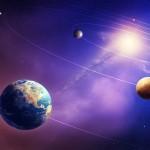 Движение Земли по орбите вокруг Солнца