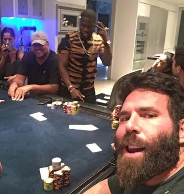 """""""Король покера"""" в инстаграм"""