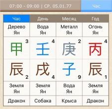 Дневная доминанта Рен Сюй, в месяц Цзы. Разбор карты с форума