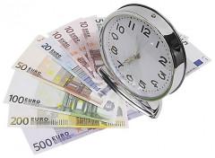 Время - деньги. Выбор дат