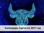 Календарь Удачи на 2021 год + Подробные инструкции + Бонусы
