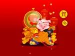 Феншуй прогноз 2019 - год Желтой Свиньи от Jade Dragon